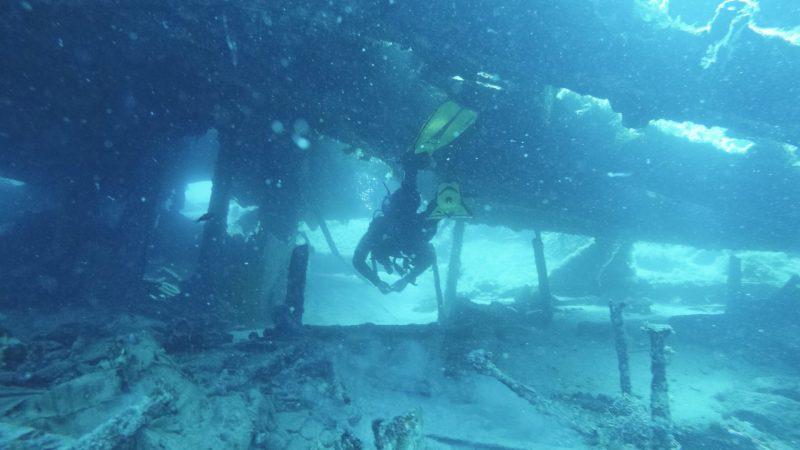 Malta, Nurkowanie, HMS Maori
